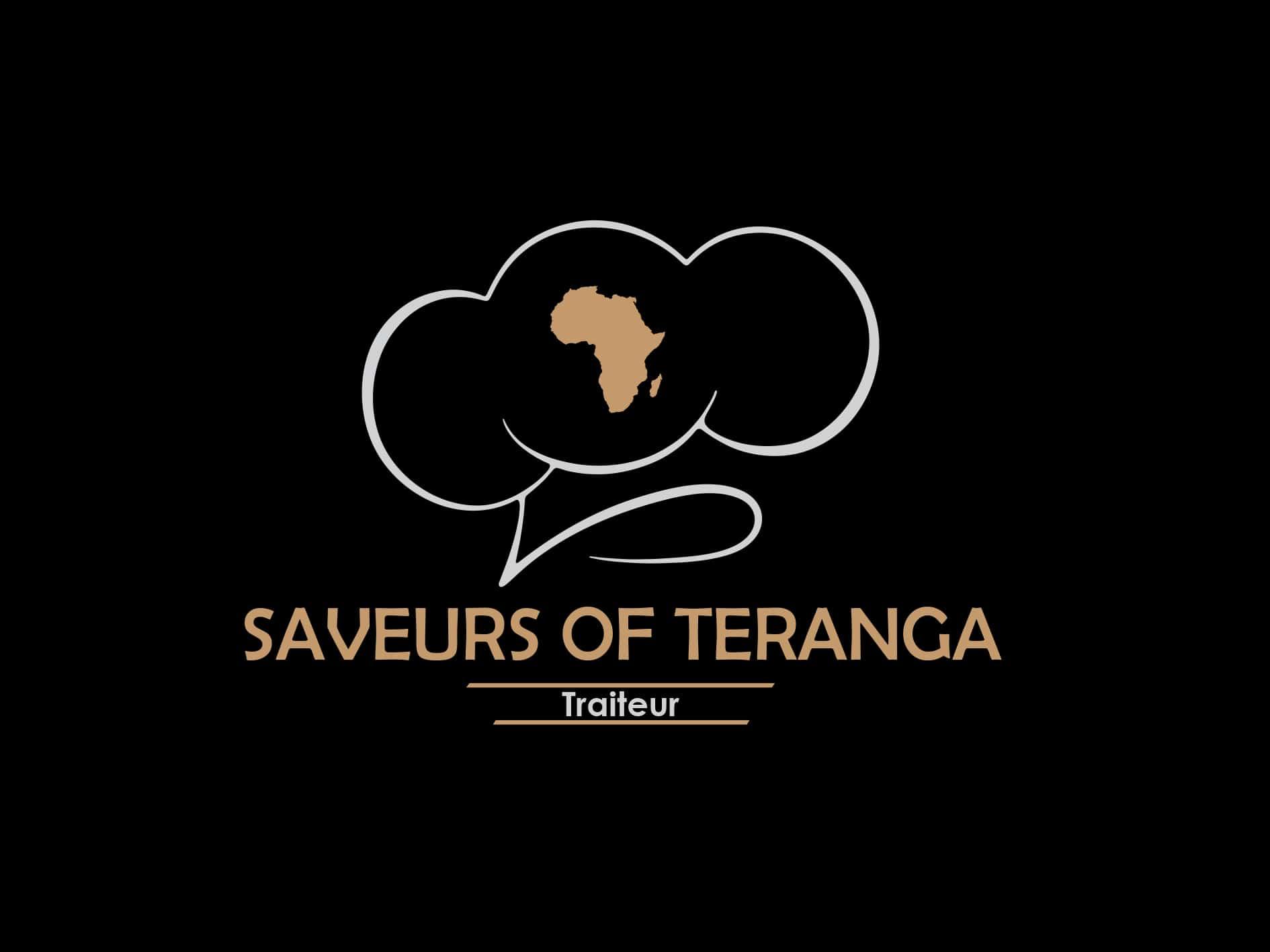Saveurs of Teranga - Logo